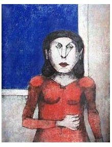 Sérigraphie Tamayo - Mujer Enojada