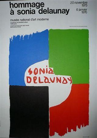 Affiche Delaunay - Musée d'art moderne