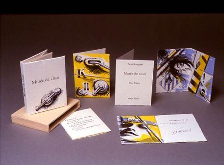 Lithographie Klasen - Musée de Chair