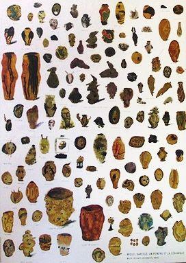 Affiche Barcelo - Musée des arts décoratifs