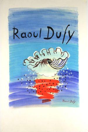Lithographie Dufy - Musée des Beaux Arts de Nancy  Avant la Lettre