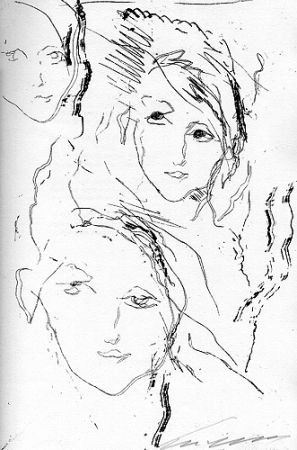 Livre Illustré Treccani - Myricae