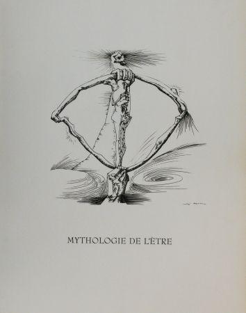 Livre Illustré Masson - MYTHOLOGY OF BEING