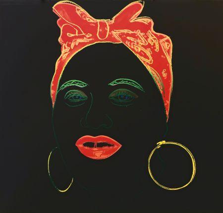 Sérigraphie Warhol - MYTHS: MAMMY FS II.262