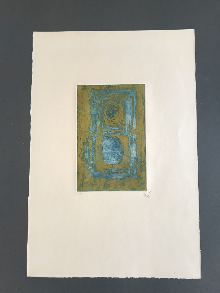 Gravure Clavé - N/A