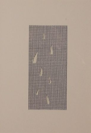 Lithographie Kolar - NAHORU A DOLU