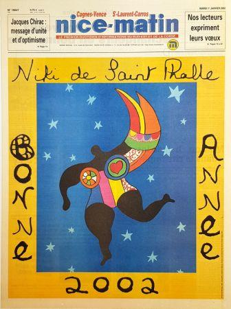 Offset De Saint Phalle - Nana Brune