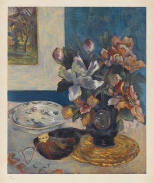 Aucune Technique Gauguin - Nature morte