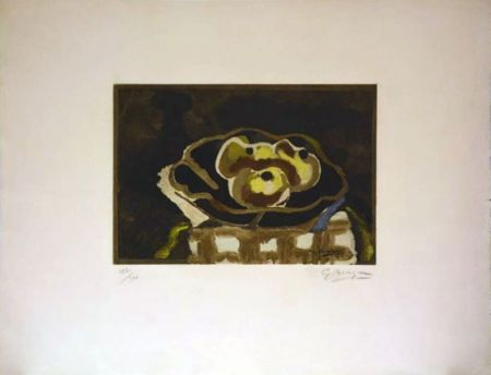 Eau-Forte Braque - Nature morte