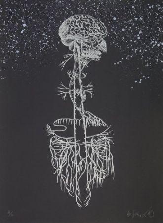 Lithographie Diaz - Navegador