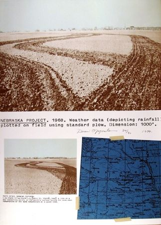 Lithographie Oppenheim - Nebraska Project
