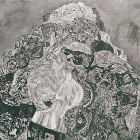 Aucune Technique Klimt - Neonato