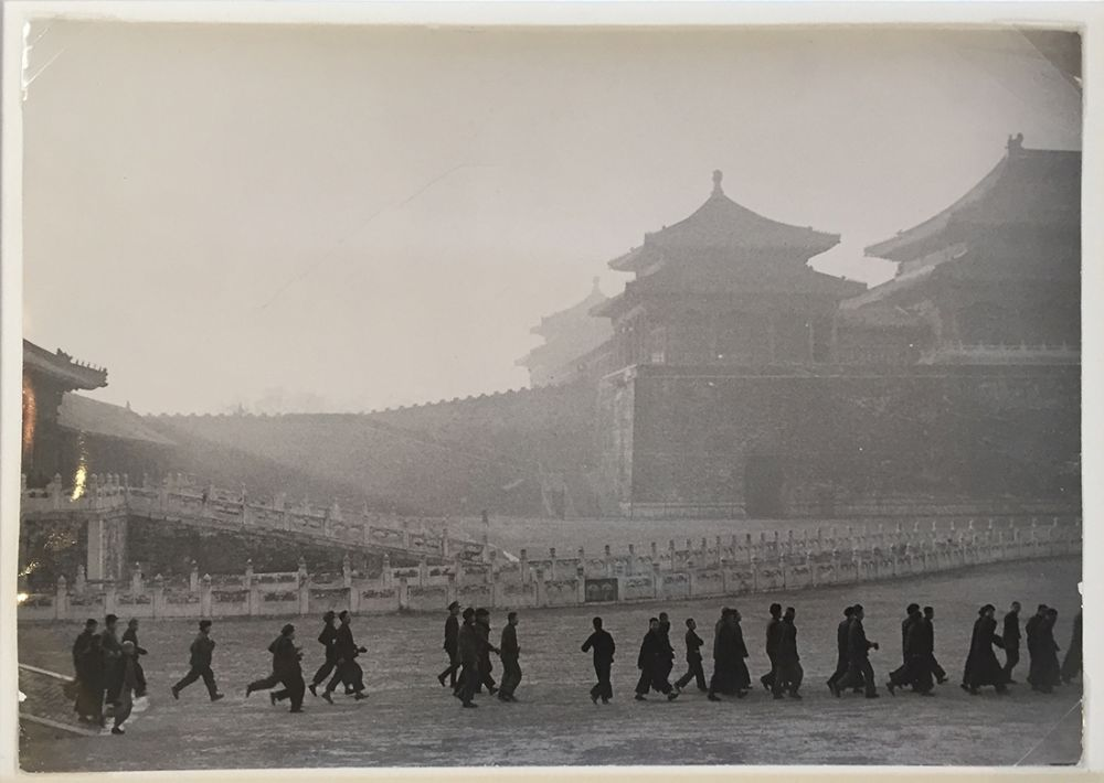 Photographie Cartier Bresson - New Army Day Parade in Forbidden City