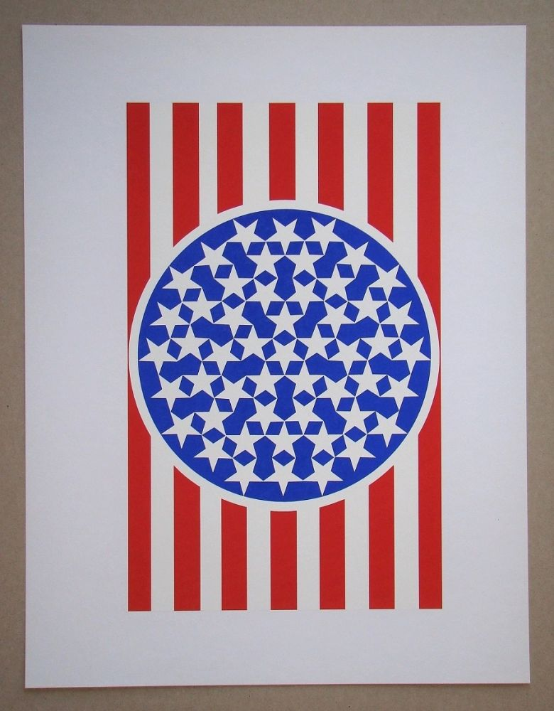 Sérigraphie Indiana - New Glory Banner
