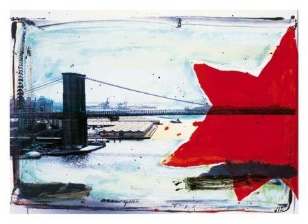 Gravure Soulie - NEW YORK