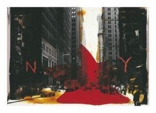 Estampe Numérique Soulie - NEW YORK