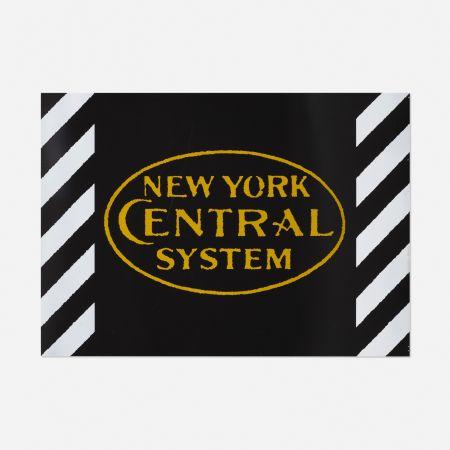 Sérigraphie Cottingham - New York Central System