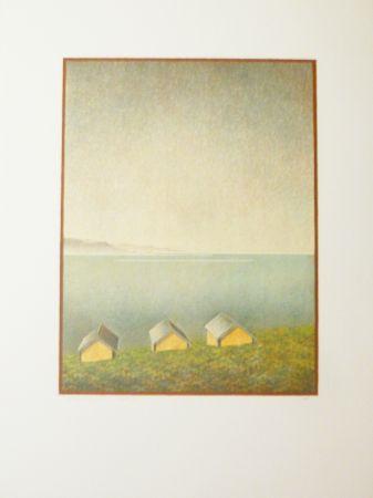 Lithographie Rodrigo - Ni de oriente ni de occidente