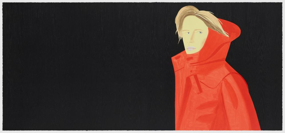 Gravure Sur Bois Katz - Nicole - Woodcut