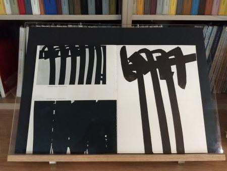 Livre Illustré Soulages - No 34
