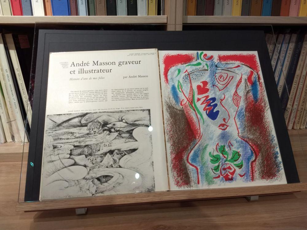 Livre Illustré Masson - No 38