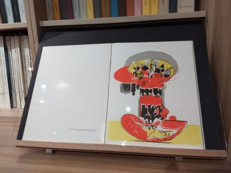 Livre Illustré Sutherland - No 38