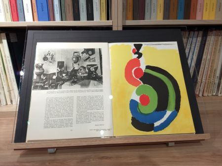 Livre Illustré Delaunay - No 39