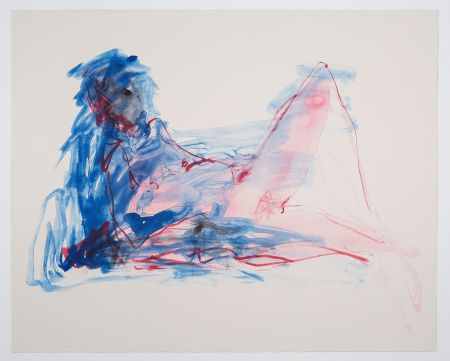 Lithographie Emin - No Surrender