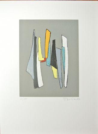 Lithographie Richter - No title