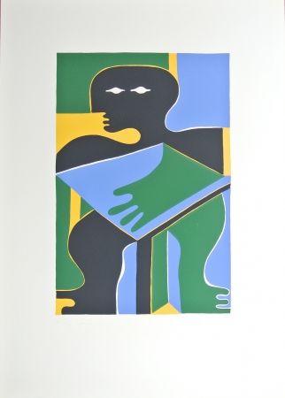 Lithographie Baumgartner - No title