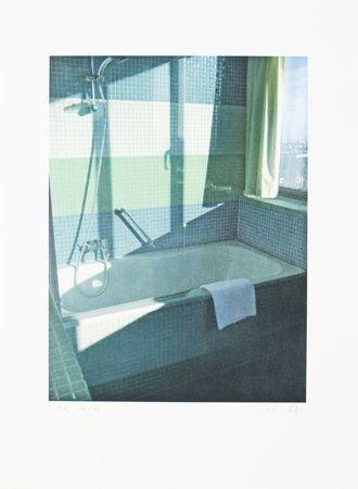 Lithographie Ruff - No Title