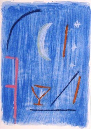 Gravure Ràfols Casamada - Nocturn