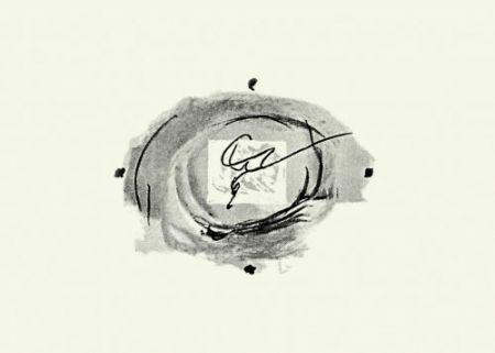 Lithographie Tàpies - Nocturn matinal - 4