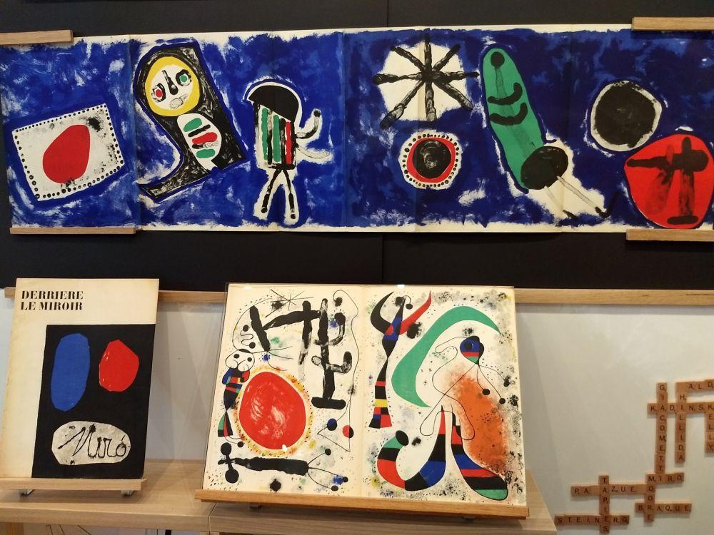 Livre Illustré Miró - Nocturne