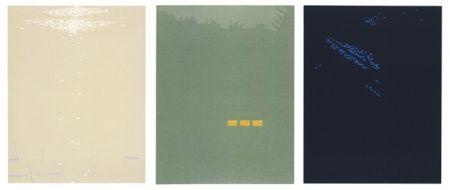 Gravure Sur Bois Katz - Northern Landscapes (Fog, Bright Light and Night)