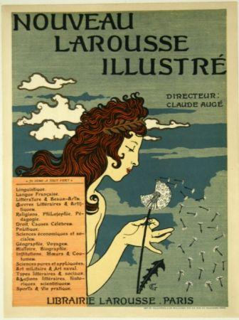 Lithographie Grasset - Nouveau Larousse Illustré