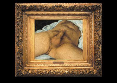 Estampe Numérique Orlan - Nu (Collection Naked)