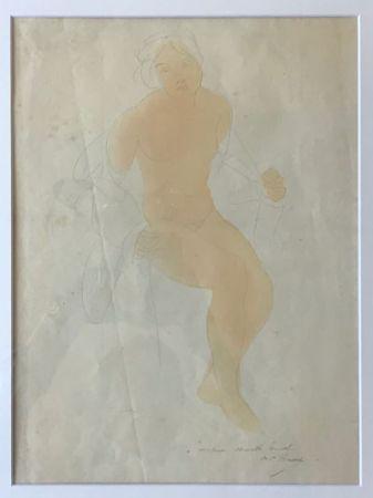 Aucune Technique Rodin - Nu féminin