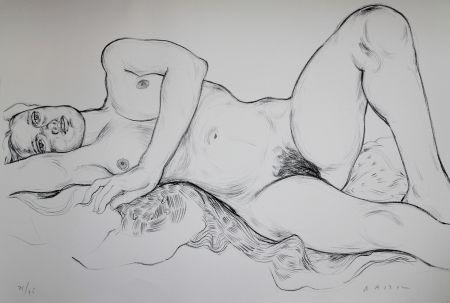 Lithographie Bastow - Nu  Féminin / Female Nude - 5
