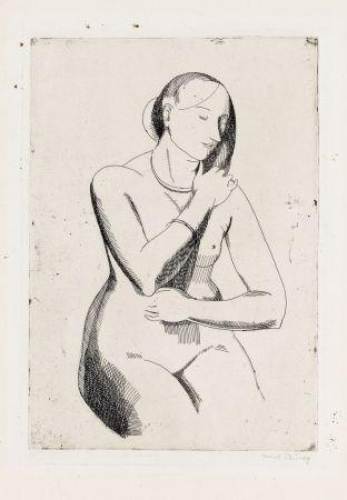 Gravure Bishop - Nude (front view)