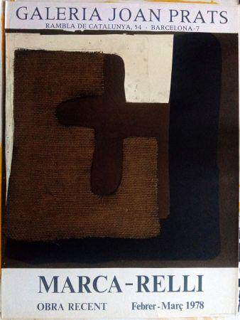Affiche Marca Relli - Obra Recent
