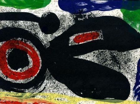Livre Illustré Miró - Oeuvre gravé et lthographié