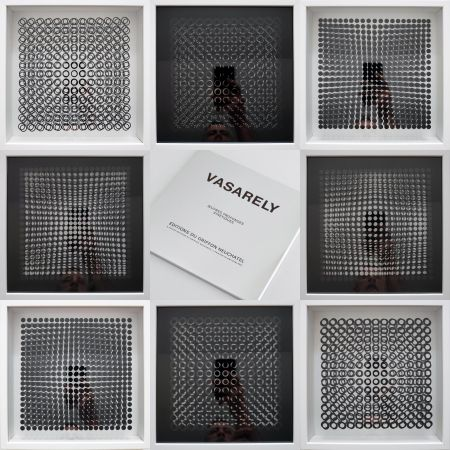Multiple Vasarely - Oeuvres Profondes Cinetiques