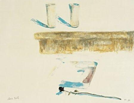 Lithographie Muñoz - Ofrena