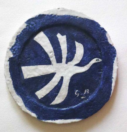 Céramique Braque - Oiseau
