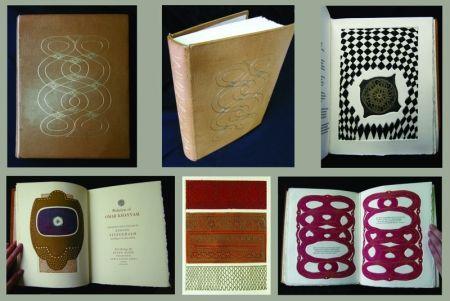 Gravure Allix - Omar Khayyam - The Rubaiyat