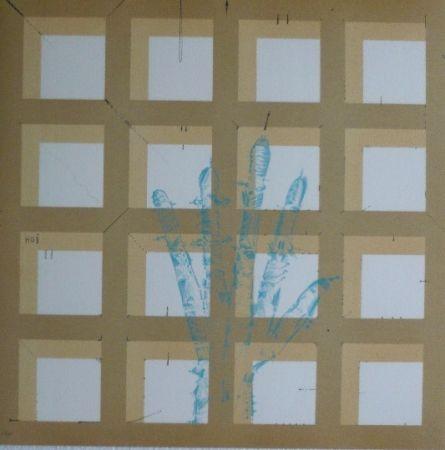 Lithographie Ponç - Ombra 2