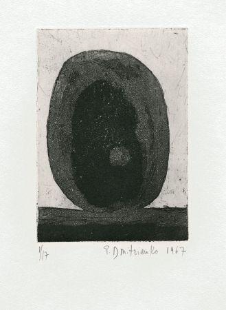 Gravure Dmitrienko - Ombre II