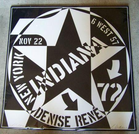 Sérigraphie Indiana - One