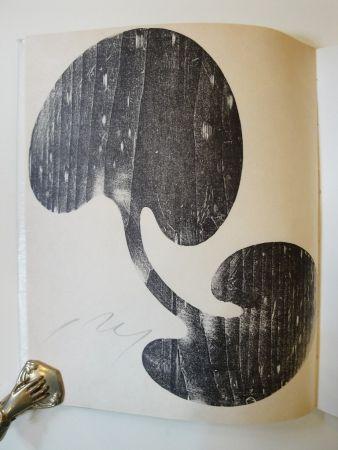 Livre Illustré Arp - Onze peintres vus par Arp